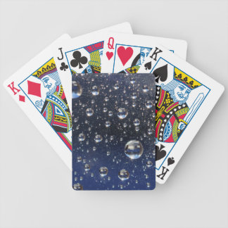 Bubbles! Bicycle Playing Cards