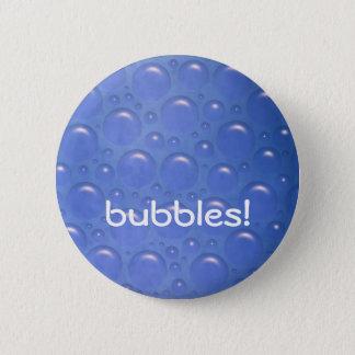 bubbles button blue
