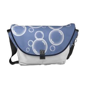 Bubbles Courier Bags