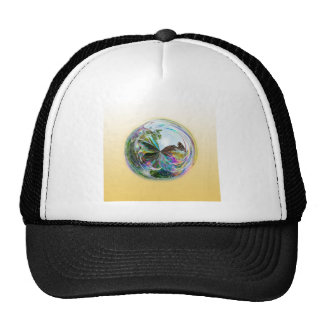 Bubbles Globe Cap