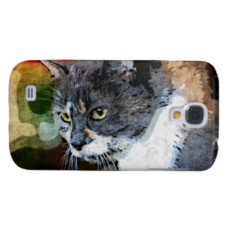 BUBBLES INTENTLY FOCUSED GALAXY S4 CASE
