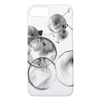 Bubbles iPhone case ink soapbubbles