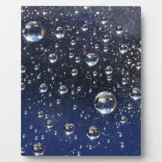 Bubbles! Plaque