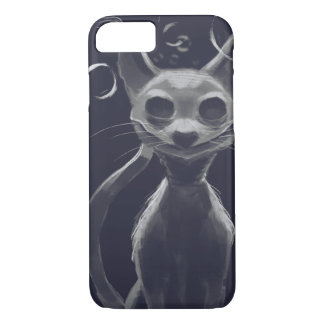 Bubbles the Sphynx Cat iPhone 8/7 Case