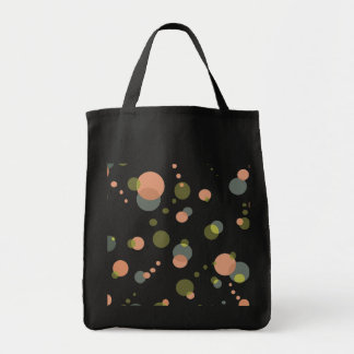 BUBBLES universe Grocery Tote Bag
