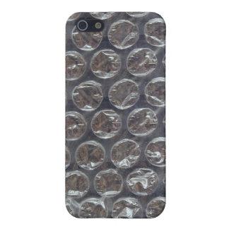Bubblewrap plastic cover pop funny humorous iPhone 5/5S case