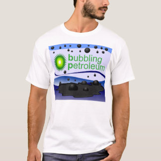 Bubbling Petroleum T-Shirt