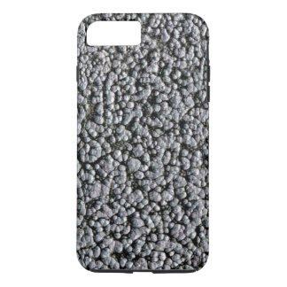 BUBBLING STEEL (a metallic looking design) ~ iPhone 8 Plus/7 Plus Case