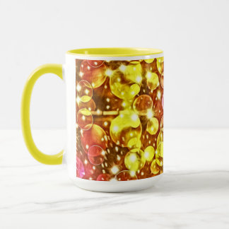 Bubbly party mug
