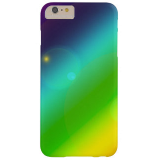 Bubbly Rainbow Barely There iPhone 6 Plus Case