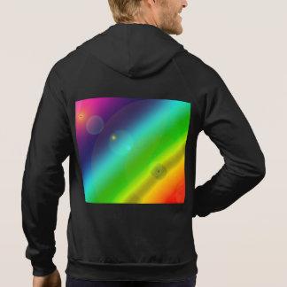 Bubbly Rainbow Hoodie
