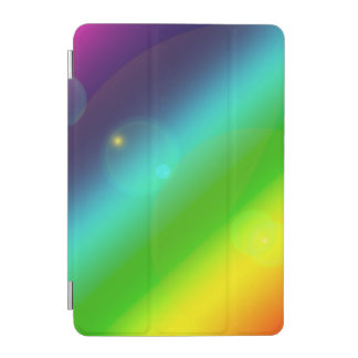 Bubbly Rainbow iPad Mini Cover