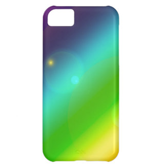 Bubbly Rainbow iPhone 5C Case
