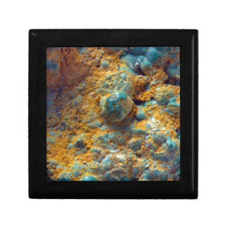 Bubbly Turquoise with Rusty Dust Gift Box