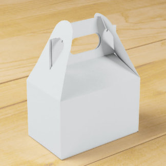 Bubbly White-Champagne White Uptown Girl Designer Favour Box