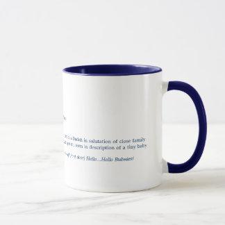 Bubsie Mug