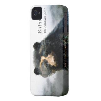 Bubu Portrait iPhone 4 Cover
