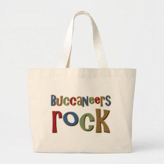 Buccaneers Rock Canvas Bags