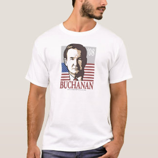 Buchanan 2008 Shirt