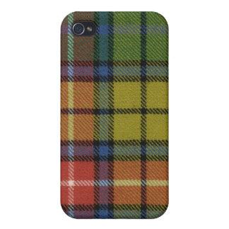 Buchanan Ancient Tartan iPhone 4 Case