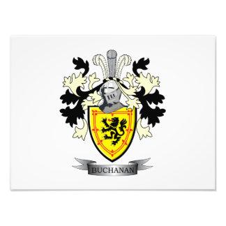 Buchanan Family Crest Coat of Arms Photo