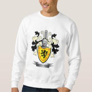 Buchanan Family Crest Coat of Arms Sweatshirt