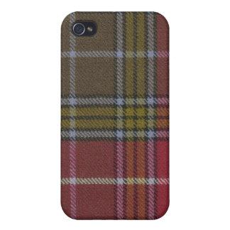 Buchanan Old Weathered iPhone 4 Case
