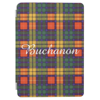 Buchanon clan Plaid Scottish tartan iPad Air Cover