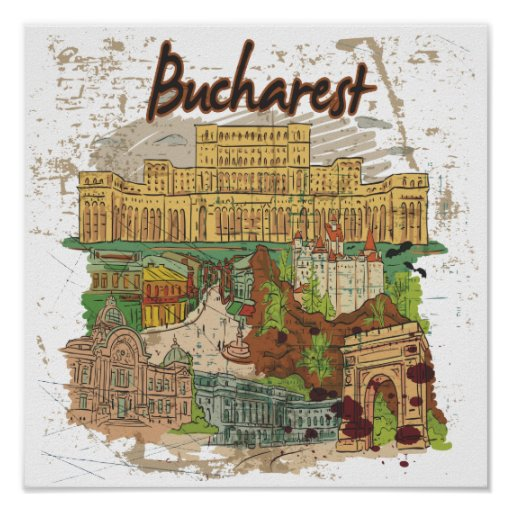 Bucharest Poster