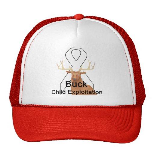 Buck Child-Exploitation Hat