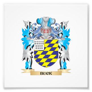 Buck Coat of Arms Photo Art