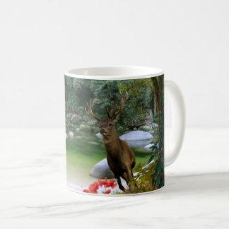 Buck Deer Coffee Mug