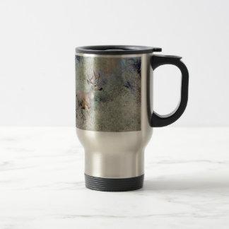 Buck Deer (Coffee Mug) Travel Mug