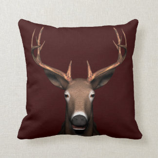 Buck Head Cushion