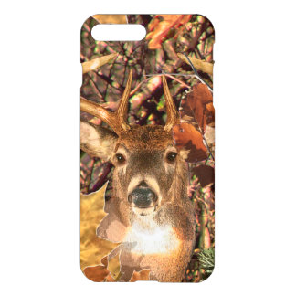 Buck in Camo White Tail Deer iPhone 7 Plus Case