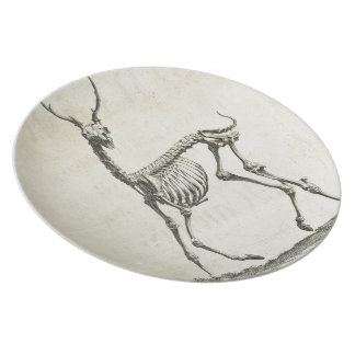 Buck Skeleton Plate