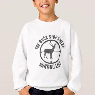 buck stops sweatshirt