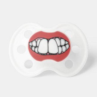 Buck Teeth Baby Pacifier