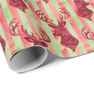 Buck Wrapping Paper