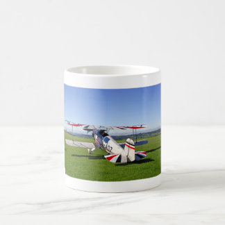 Bucker Jungmann German Bi-plane Mug