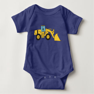 Bucket Loader Baby Jersey Bodysuit