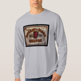 Bucket of Blood Saloon Shirt