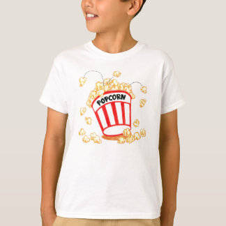 Bucket of Popcorn T-Shirt
