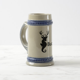 Buckfish Beer Stein