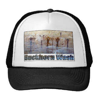 Buckhorn Wash Petroglyphs Cap
