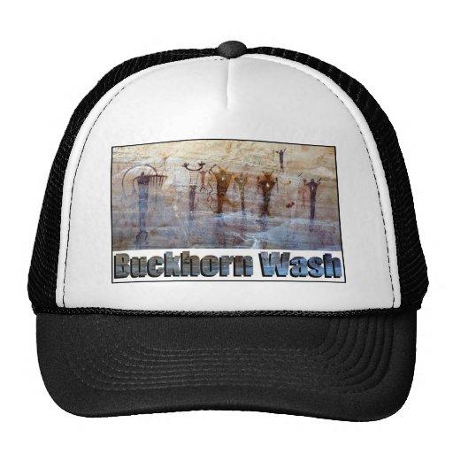 Buckhorn Wash Petroglyphs Mesh Hat