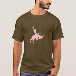 Bucking Bronco Billy Goat T-Shirt