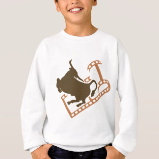 Bucking Bull Film Reel Sweatshirt