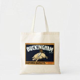 """Buckingham Brand"" Bag"