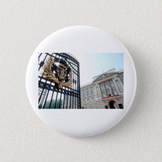 Buckingham Palace 6 Cm Round Badge